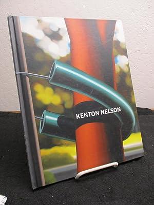 Kenton Nelson Present Tense.: Nelson, Kenton.