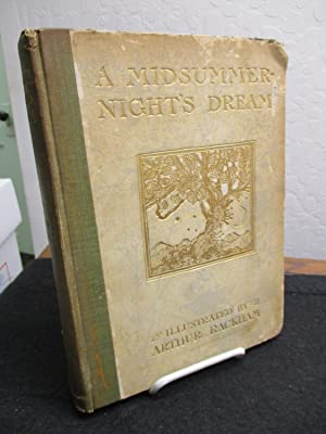 A Midsummer-Night's Dream. (Rackham illustrated).: Shakespeare, William.