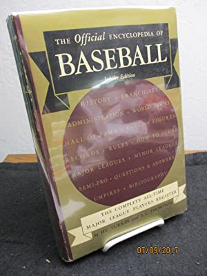 The Official Encyclopedia of Baseball: Jubilee Edition.