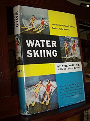 Water Skiing.: Pope, Dick.