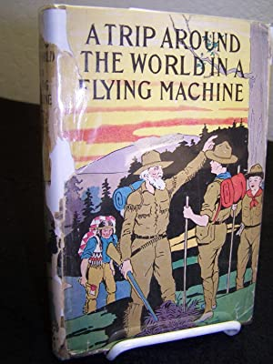 A Trip Around the World in a Flying Machine.: Verne, Jules.