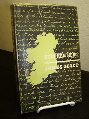 Stephen Hero: A Part of the First Draft of A Portrait of the Artist as a Young Man.: Joyce, James.
