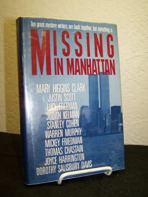 Missing in Manhattan: The Adams Round Table.: Clark, Mary Higgins, Justin Scott, Lucy Freeman, ...