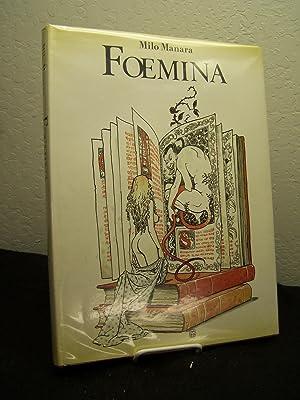 Mila Marana Foemina.: Manara, Milo.