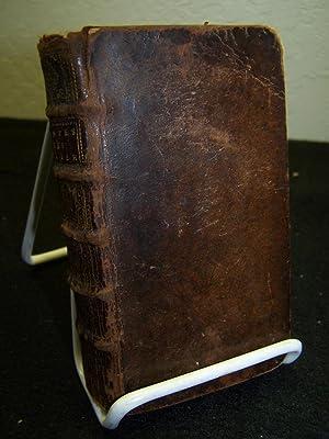 Les Contes et Nouvelles et Joyeux Devis. 2 volumes in one.: Des Peries, Bonaventure.
