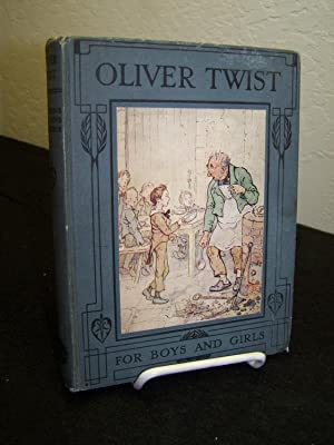 Oliver Twist Retold for Boys and Girls.: Jackson, Alice F.