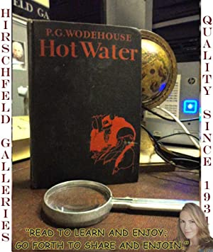 Hot Water: P.G. Wodehouse