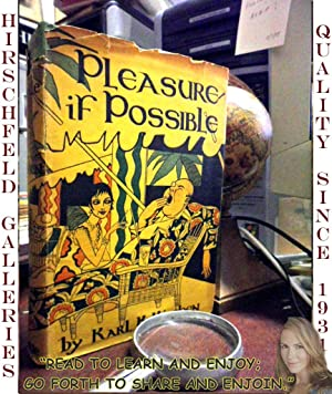 Pleasure/If Possible, a Passport to the Gay: Karl K Kitchen