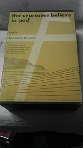 The Cypresses Believe in God 2 volumes in Slipcase: Gironella, Jose Maria