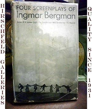 Four Screenplays of Ingmar Bergman: Lars Malmstrom and