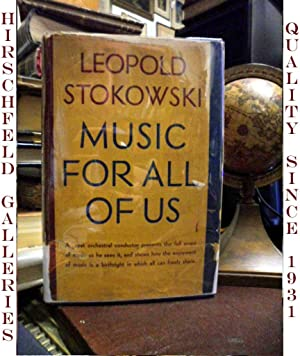 Music For All of Us: Leopold Stokowski