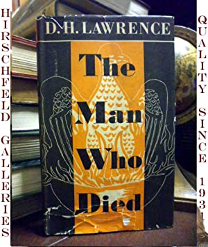The Man Who Died: Lawrence, D.H.