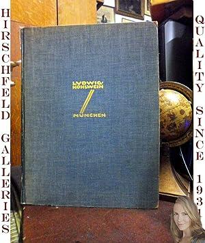 Ludwig Hohlwein: H.K. Frenzel, Ed.