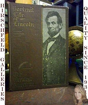 Portrait Life of Lincoln: Miller, Francis Trevelyan