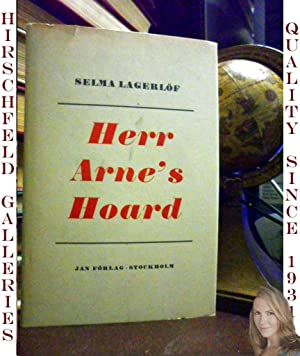 Herr Arne's Hoard (Original title: Herr Arnes Penningar): Selma Lagerlof (Translated into ...