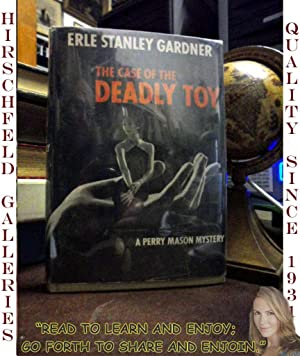 The Case of the Deadly Toy: Gardner, Erle Stanley