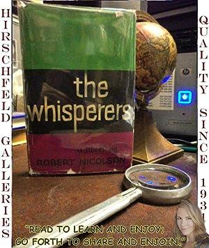 The Whisperers: Robert Nicolson