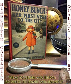 Honey Bunch: Her First Visit To The City: Thorndyke, Helen Louise