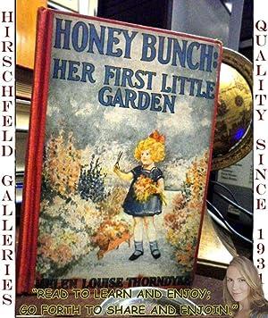 Honey Bunch: Her First Little Garden: Thorndyke, Helen Louise