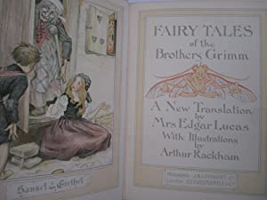 Fairy Tales of the Brothers Grimm: Brothers Grimm