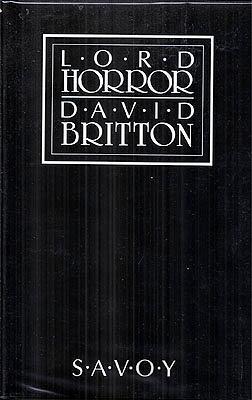 Lord Horror: Britton, David