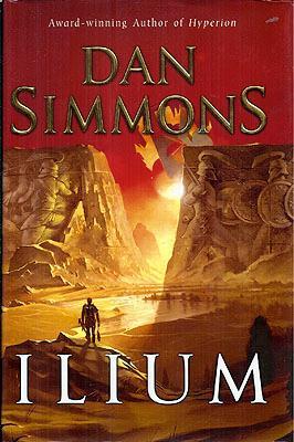 Ilium: Simmons, Dan