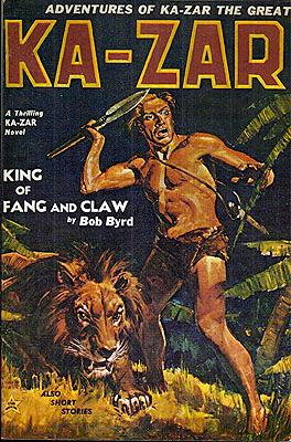 Adventures of Ka-Zar the Great: Byrd, Bob (and