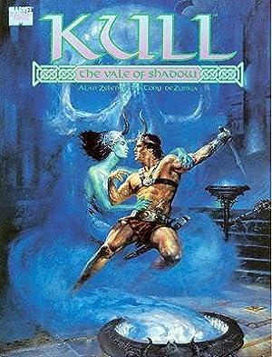 King Kull: The Veil of Shadows: Zelentez, Alan (inspired