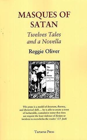Masques of Satan: Oliver, Reggie