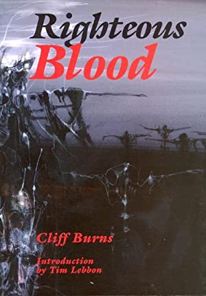 Righteous Blood: Burns, Cliff