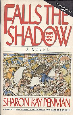 Falls the Shadow: Penman, Sharon Kay
