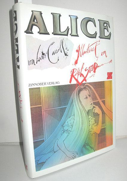 ALICE (Alice im Wunderland - Alice hinter: CARROLL, LEWIS:
