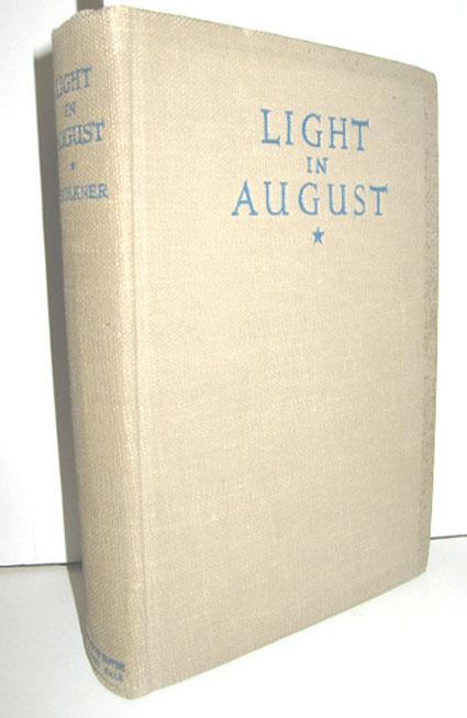 william faulkner light in august pdf