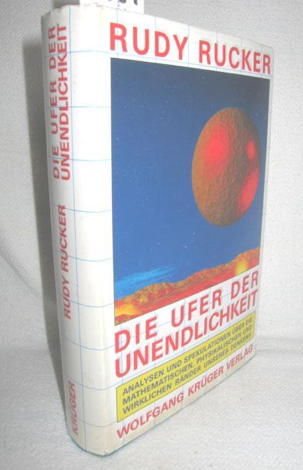 Die Ufer der Unendlichkeit (Analysen und Spkulationen: RUCKER, RUDY: