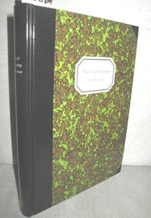 Marcel Duchamp - Respirateur: BERSWORDT-WALLRABE, KORNELIA von