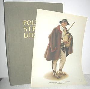 Polskie Stroje Ludowe (Wydanie Skrocone): MANUGEWICZ, JAN: