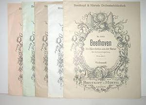 Die Ehre Gottes aus der Natur (mit Orchesterbegleitung von Felix Mottl): BEETHOVEN, LUDWIG van: