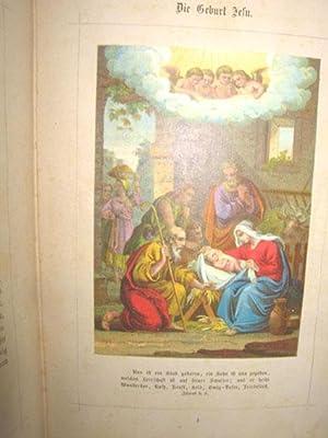 Das Leben Jesu in Wort und Bild: OHNE AUTOR: