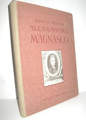 Alessandro Magnasco: GEIGER, BENNO: