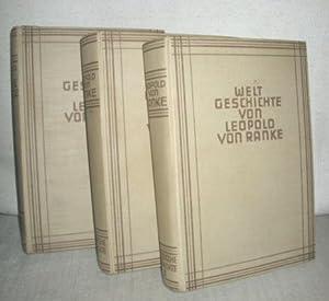 Zwölf Bücher Preussischer Geschichte (Komplett Band I - III): RANKE, LEOPOLD von