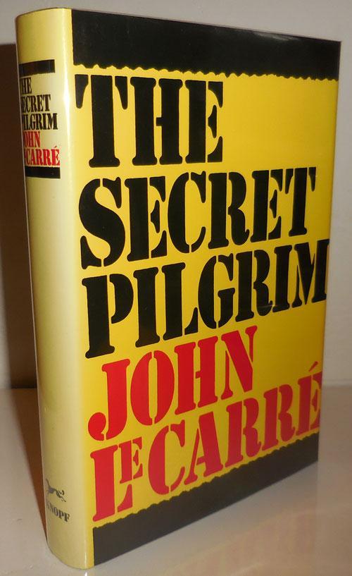 The_Secret_Pilgrim_Signed_Le_Carre_John_Très_bon_Couverture_rigide