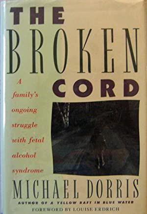 The Broken Cord (with Inscribed Card laid in)