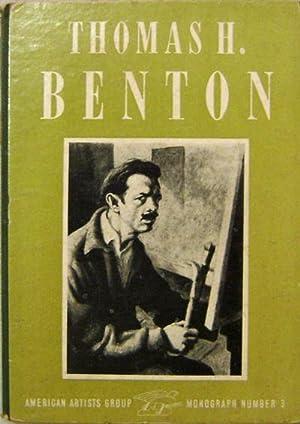 Thomas H. Benton (Inscribed): Art - Benton, Thomas H. (Hart)