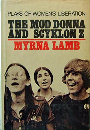 The Mod Donna And Scyklon Z (Inscribed)