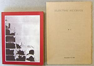 Electric Rexroth # 1 and 2 (All Published ) Plus T.L.S.