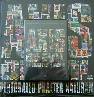 Axis Of Evil: Perforated Praeter Naturam: Stamp Art - Hernandez De Luna, Michael