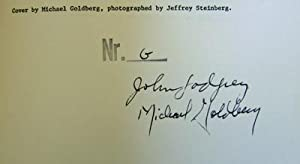 The Music Of The Curbs (Signed Lettered Edition): Adventures In Poetry - Godfrey, John (Michael ...