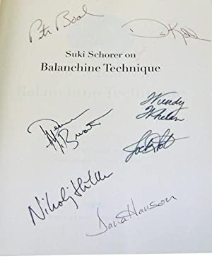 Balanchine Technique: Ballet - Schorer, Suki