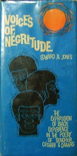 Voices of Negritude: Jones, Edward A.