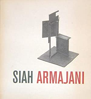 Siah Armajani (Inscribed)
